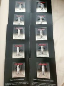 10 Pack of Shiseido Bio-Performance Super Corrective Serum and Eye Cream 5 of ea
