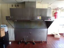 Selling a Duo-Aire exhaust hood with fire suppression 81 inches long