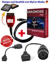 Diagnose für BMW INPA Rheingold ISTA NCS EXPERT E39 E46 E52 E53 E60 E63 E70 E90