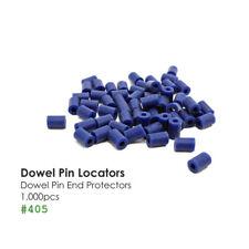 Dowel Pin Locators 1000pcs - Dowel Pin End Protectors - BesQual Dental Lab