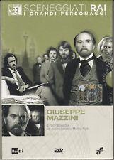 Dvd Sceneggiati Rai **GIUSEPPE MAZZINI** di Pino Passalacqua completa 1972