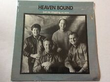 1987 Heaven Bound JUST NO STOPPING US NOW vinyl LP Riversong RO2350 SEALED