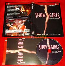 SHOW GIRLS di Paul Verhoeven - Dvd - USATO