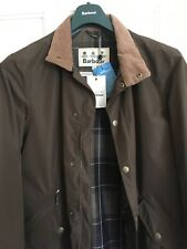Mens Barbour Spoonbill Jacket Medium Size BNWT Lightweight Raincoat New 42 Chest