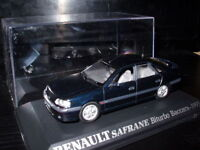 RE12E Voiture 1/43 M6 Universal Hobbies Renault safrane baccara