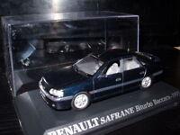 Voiture 1/43 M6 Universal Hobbies Renault safrane baccara