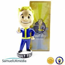 "Rare Official Fallout Vault Tec Pip Boy Thumbs Up Bobblehead 7"" Vault Tec"