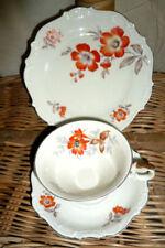 Porzellan-Sammeltassen aus-Blüten
