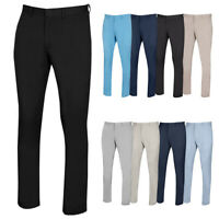Wolsey Mens CLEARANCE Sports Chino Stretch Golf Trousers 73% OFF RRP