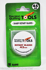 Precision Quilting Tools 60mm Rotary Blade 5 Count