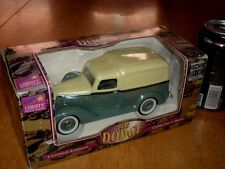 1936 DODGE TRUCK - COIN PIGGY BANK, Die Cast Metal Collector's Toy, Scale 1:25
