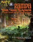 RAMPA: FROM VENUS TO AGHARTA By Teodoro Rampale **BRAND NEW**