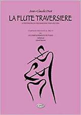 Flûte Traversiere (la) Livre Sur la Musique, New, Diot, Jean-Claude Book