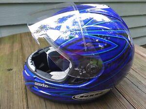 KBC full face motorcycle helmet