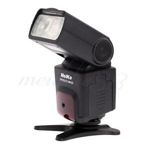 Meike MK430 LCD TTL Flash Speedlite For Canon 550D 650D 750D 5DII 5DIII 7DII 6D