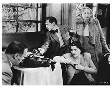 THE LADY VANISHES scene still MARGARET LOCKWOOD Hitchcock film - (d970)