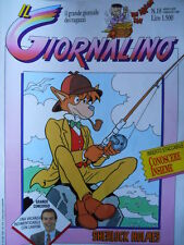 Giornalino n°18 1988 Uomini senza Gloria Gino D'Antonio PON PON L. BOTTAR[G.302]