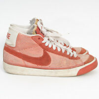 Nike Blazer Mid Vintage Sneakers Boots Shoes 306119-101 2004 Womens US 8.5 RARE