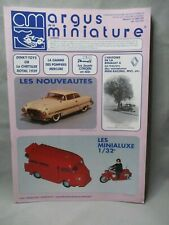 DV9728 - 153 ARGUS DE LA MINIATURE MARS 1993 N°153 TRES BON ETAT