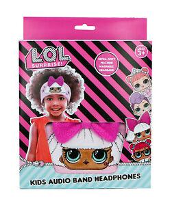 OTL Technologies LOL Surpirse! Headband-Style Wired Headphones for Kids Aged 3+