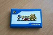 Nintendo GOLD CLIFF Game & Watch (MV-64, Multi Screen), excellent condition
