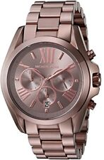 Michael Kors MK6247 Women's Bradshaw Brown Watch