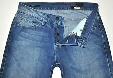 William Rast Men's Jake Straight Leg Button Fly Jeans Size 32 X 30.5 EUC AWESOME