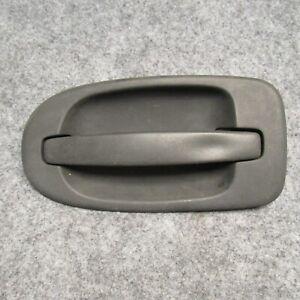 2000-2005 Venture RH Side Sliding Door Exterior Outer Door Handle Black 53039