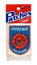 Phoenix Arizona Sun Voyager Travel Souvenir Patch - Brand New - Free Shipping
