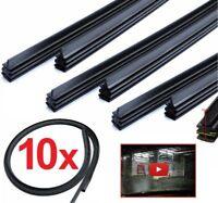 ✅10x 750mm Wischergummis für BOSCH ™ AEROTWIN™ Ersatzgummi Scheibenwischergummi✅