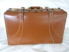VTG 50's Carson Travelite Leather suitcase