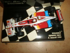 Minichamps 1/43 Williams F1 Team Supertec FW21 A.Zanardi 1999       MIB (12/017)
