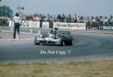 David Purley LEC March 731 British Grand Prix 1973 Photograph