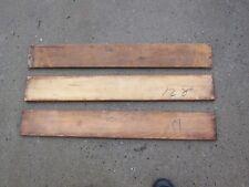 "3 Original Macey or Globe Wernicke Original Top Boards ""D"" Size"