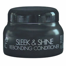 Keune SLEEK SHINE REBONDING CONDITIONER 200 ml reparadora intensa para cabelos