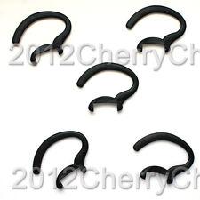 Set(5) EarHooks Earloops Ear Hook Loop For Motorola Moto H700 H710 H721 Black