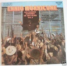 """Ennio MORRICONE """"Les bandes sonores...""""  (Vinyl 33t/LP)"""