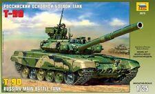 Zvezda  1:35  T-90 RUSSIAN MBT  ZVE3573