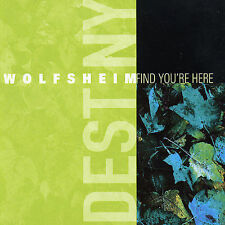 Find You're Here/Gone [Single][Digipak] by Wolfsheim (CD, 2003, 2-Disc)