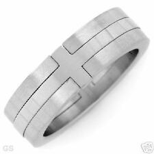 mens stainless steel ring size 11