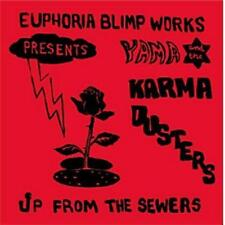 Yama and the Karma Dusters: up from the sewers (1971); + 2 bonus tracks; Lion CD