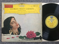 Bizet - Carmen Excerpts - Ferenc Fricsay - DGG red stereo LP - 136 032