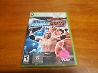 WWE SmackDown vs. Raw 2007 (Xbox 360) Tested - FAST FREE SHIPPING