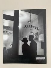 WILLY RONIS,'MENILMONTANT,1948' RARE AUTHENTIC 1990 ART PHOTO PRINT