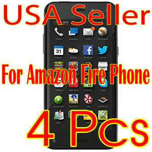 4x Screen Protector LCD Guard Saver Film for Amazon Fire Phone