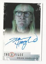 Dean Haglund as Ringo Langly The X Files Season 10 & 11 Autograph Card Auto