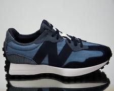 New Balance 327 джинсовые мужские затмение команда прочь серый низкие повседневные кроссовки, обувь