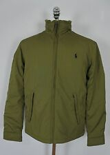 Polo Ralph Lauren THE PERRY JACKET Full Zip Concealed Hood NWT Sz XL XLARGE
