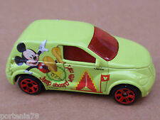 Matchbox CHRYSLER PANEL CRUISER Mickey LOOSE Green