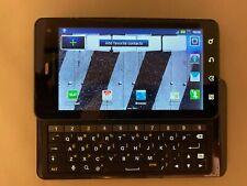 Motorola Droid 3 XT862 - 16GB - Black (Verizon) Slide Touch-Screen Smartphone